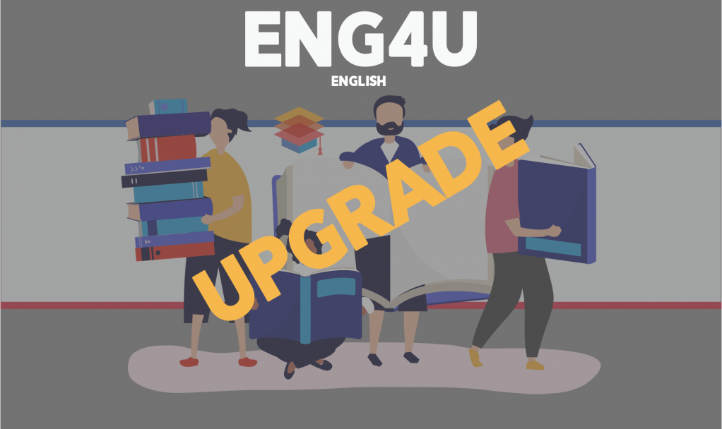 ENG4U UPGRADE