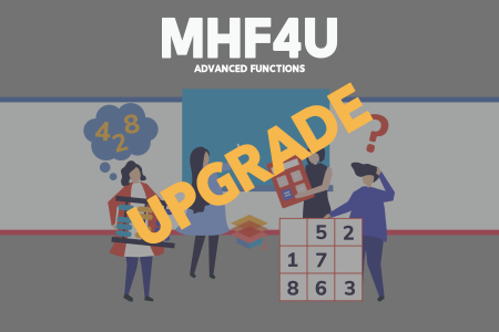 MHF4U UPGRADE