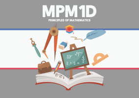 MFM1P – Foundations of Mathematics – Grade 9 – Applied