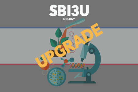 SBI3U UPGRADE