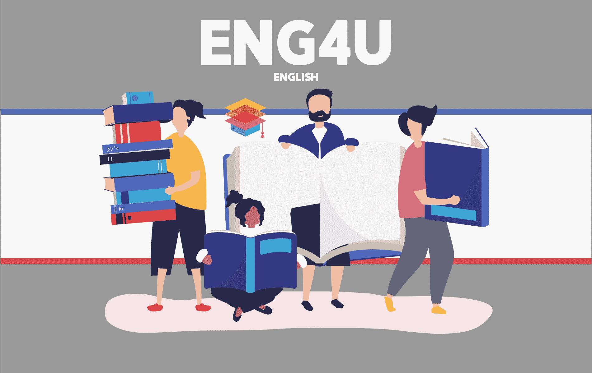 ENG4U | Grade 12 English | Online Course | OES