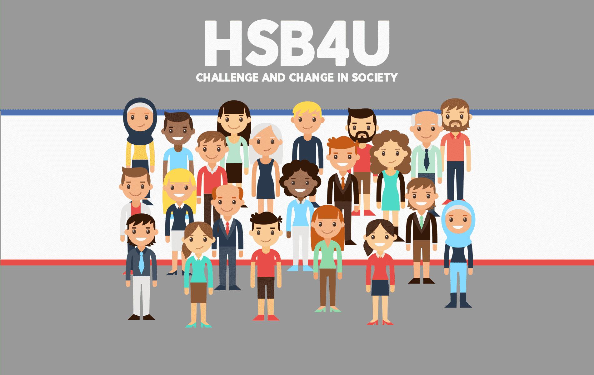 HSB4U – Challenge & Change in Society – Grade 12 - Ontario