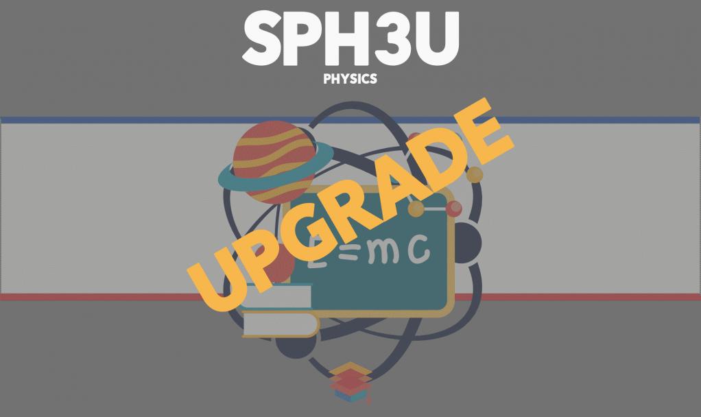 Upgrade SPH3U