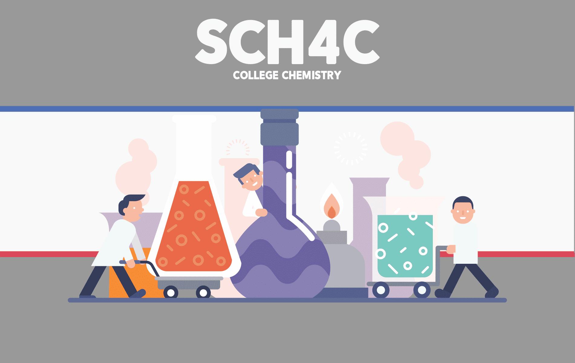 SCH4C – Chemistry for College – Grade 12