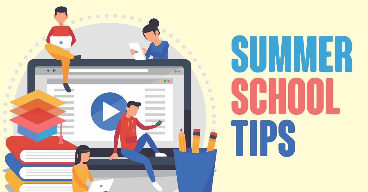 Summer School Tips